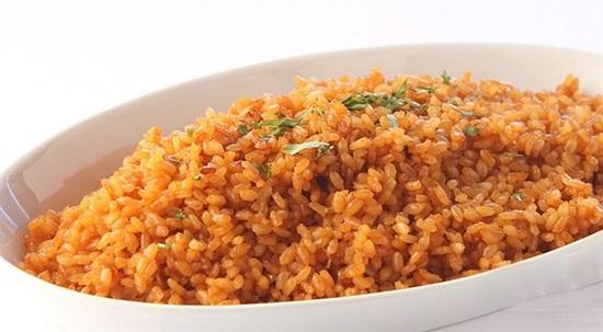 طريقة عمل الأرز الصيادية2