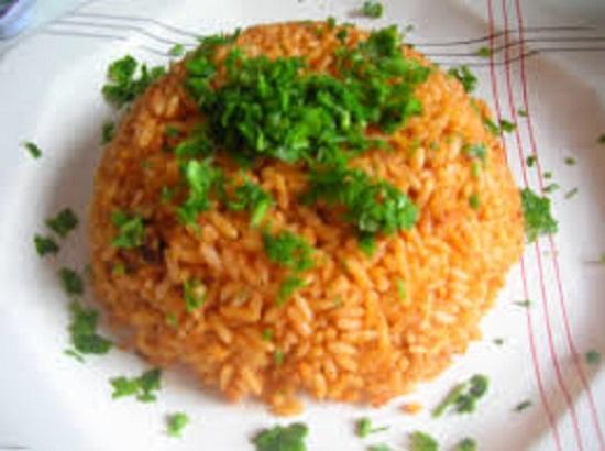 طريقة عمل الأرز الصيادية3