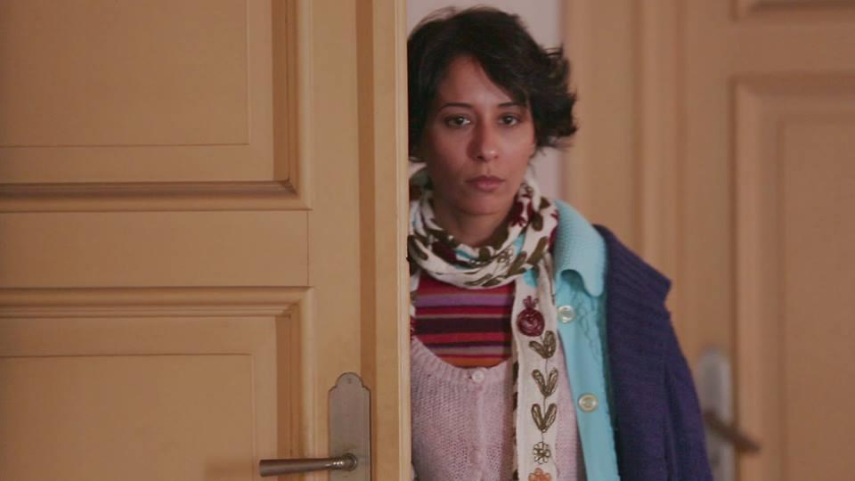 شاركت من قبل في مسلسل سجن النساء مع نيللي كريم وكاملة ابوذكري