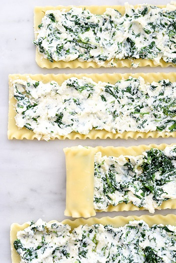 Spinach-Lasagna-Roll-Ups-foodiecrush.com-06