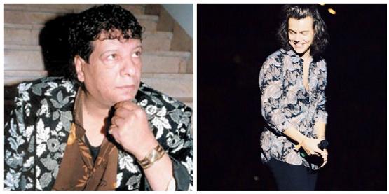 هاري ستايل و شعبان عبد الرحيم  (2)
