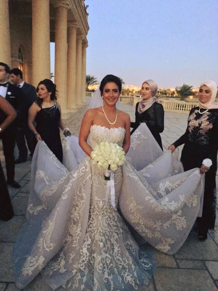 ريم سلامة ابنة الفنانة منى عبد الغنى