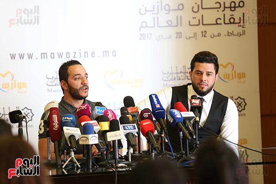حسين الديك مهرجان موازين (11)