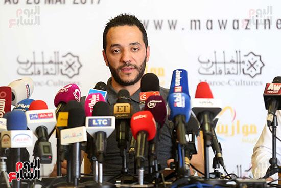 حسين الديك مهرجان موازين (7)