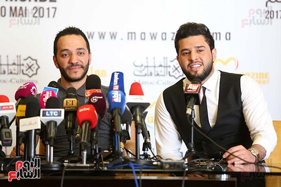 حسين الديك مهرجان موازين (8)