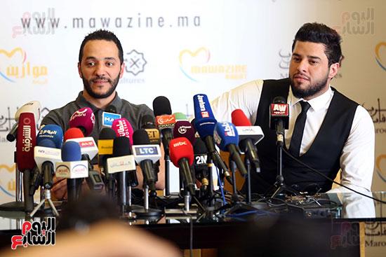 حسين الديك مهرجان موازين (12)