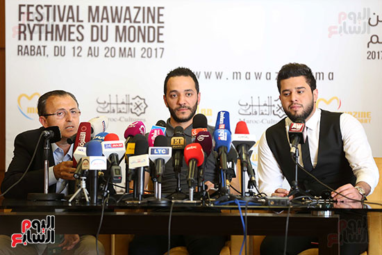 حسين الديك مهرجان موازين (9)