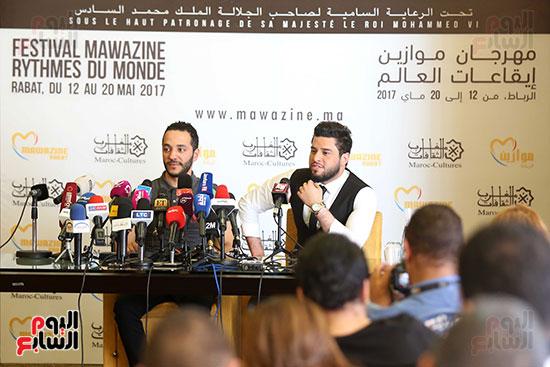 حسين الديك مهرجان موازين (13)
