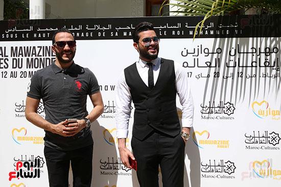 حسين الديك مهرجان موازين (4)