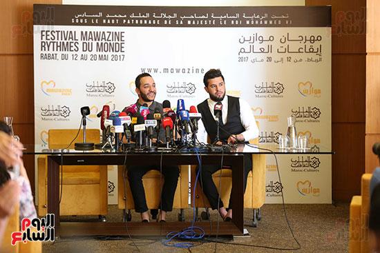 حسين الديك مهرجان موازين (10)