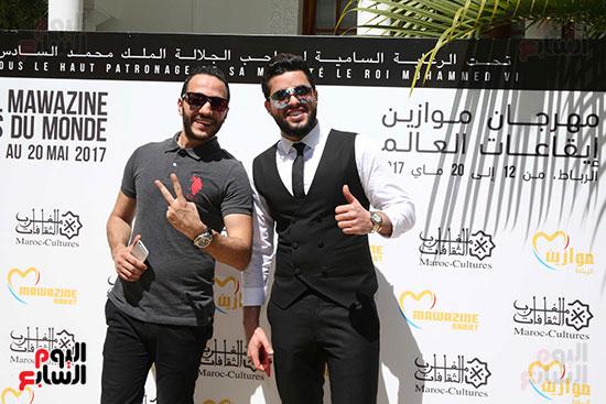 حسين الديك مهرجان موازين (6)