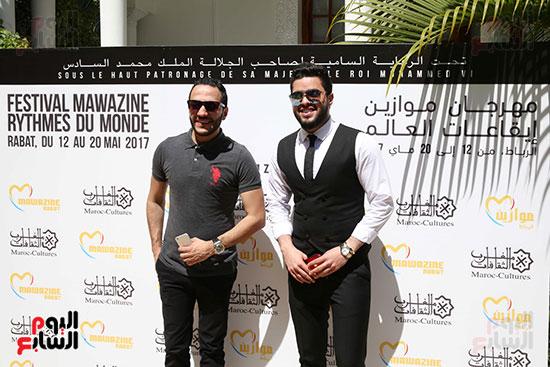 حسين الديك مهرجان موازين (3)