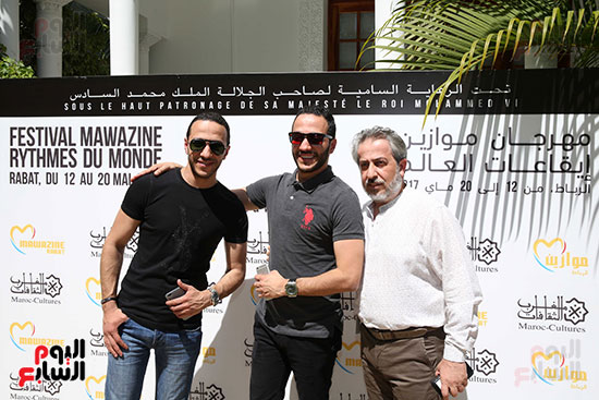 حسين الديك مهرجان موازين (1)