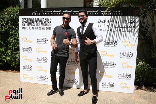 حسين الديك مهرجان موازين (5)