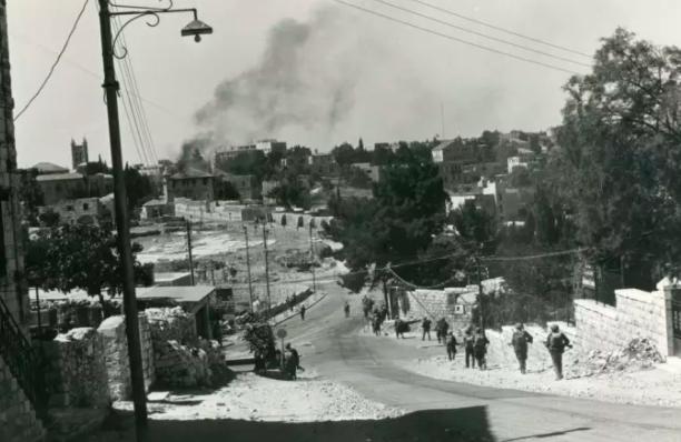 دخول جيش الاحتلال القدس فى حرب 67