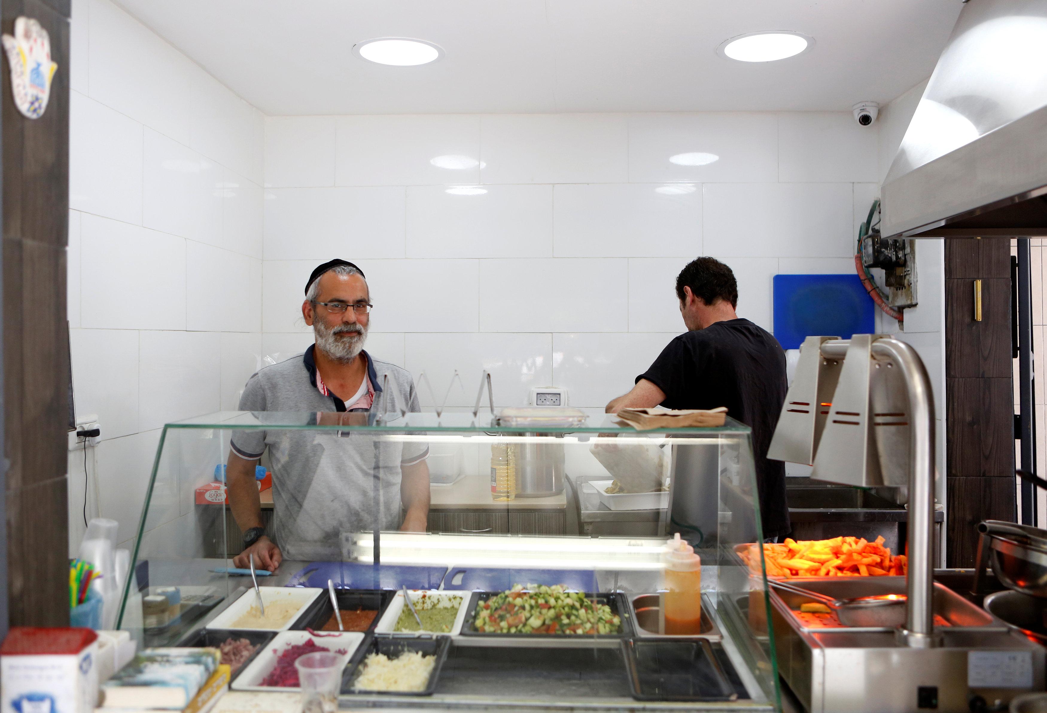 اوفاد تشين - القدس