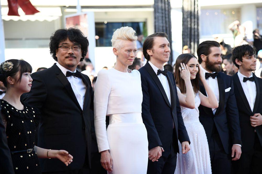 صناع فيلم Okja (2)