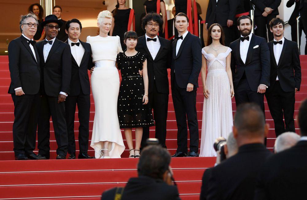 صناع فيلم Okja (1)