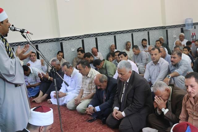 إفتتاح مسجد سيدي صالح بقرية سلكا بتكلفة 2 مليون جنيه بالجهود الذاتية (6)