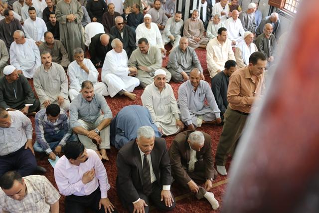 إفتتاح مسجد سيدي صالح بقرية سلكا بتكلفة 2 مليون جنيه بالجهود الذاتية (4)