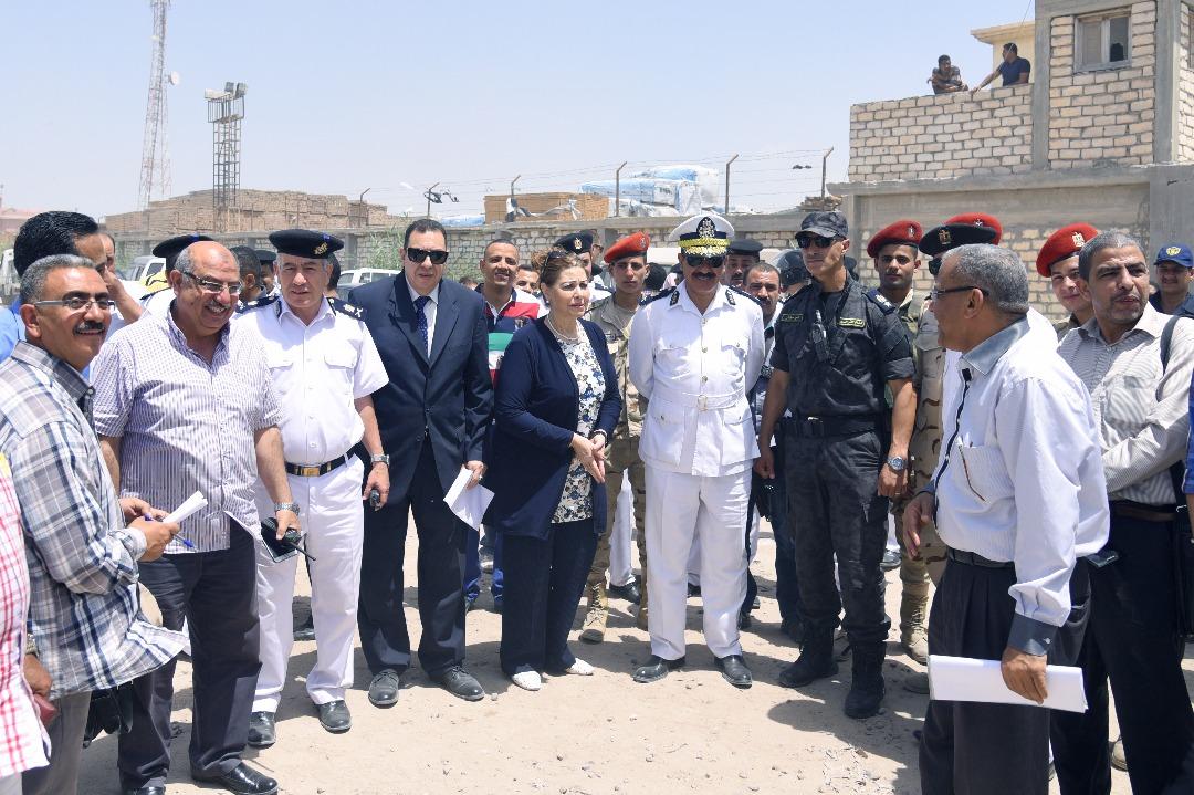 حملات إزالة التعديات على اراضي الدولة (1)