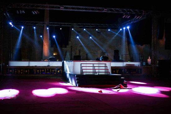 كاتيا شقيقة كريستيانو رونالدو تتألق الليلة فى حفل أكوا بارك شرم الشيخ (3)
