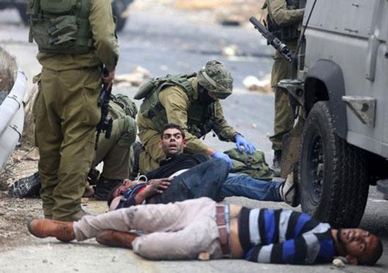 وسائل-إعلام-فلسطينية-إصابة-44-فى-مواجهات-مع-قوات-الاحتلال-فى-غزة-والضفة