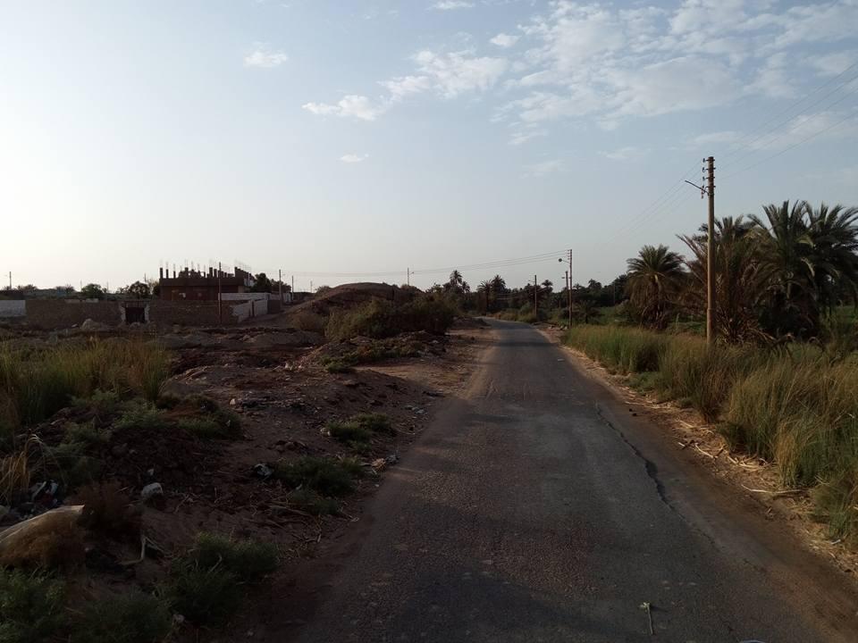 طريق محولات كهرباء السراج (4)
