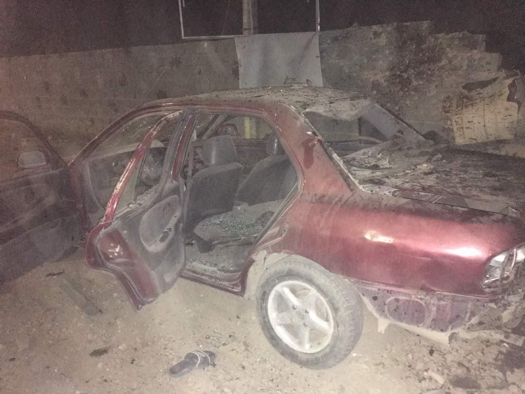 تفجير سيارة فى بغداد