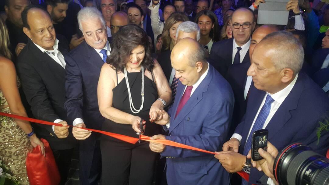 افتتاح الباتروس أكوا بارك (8)
