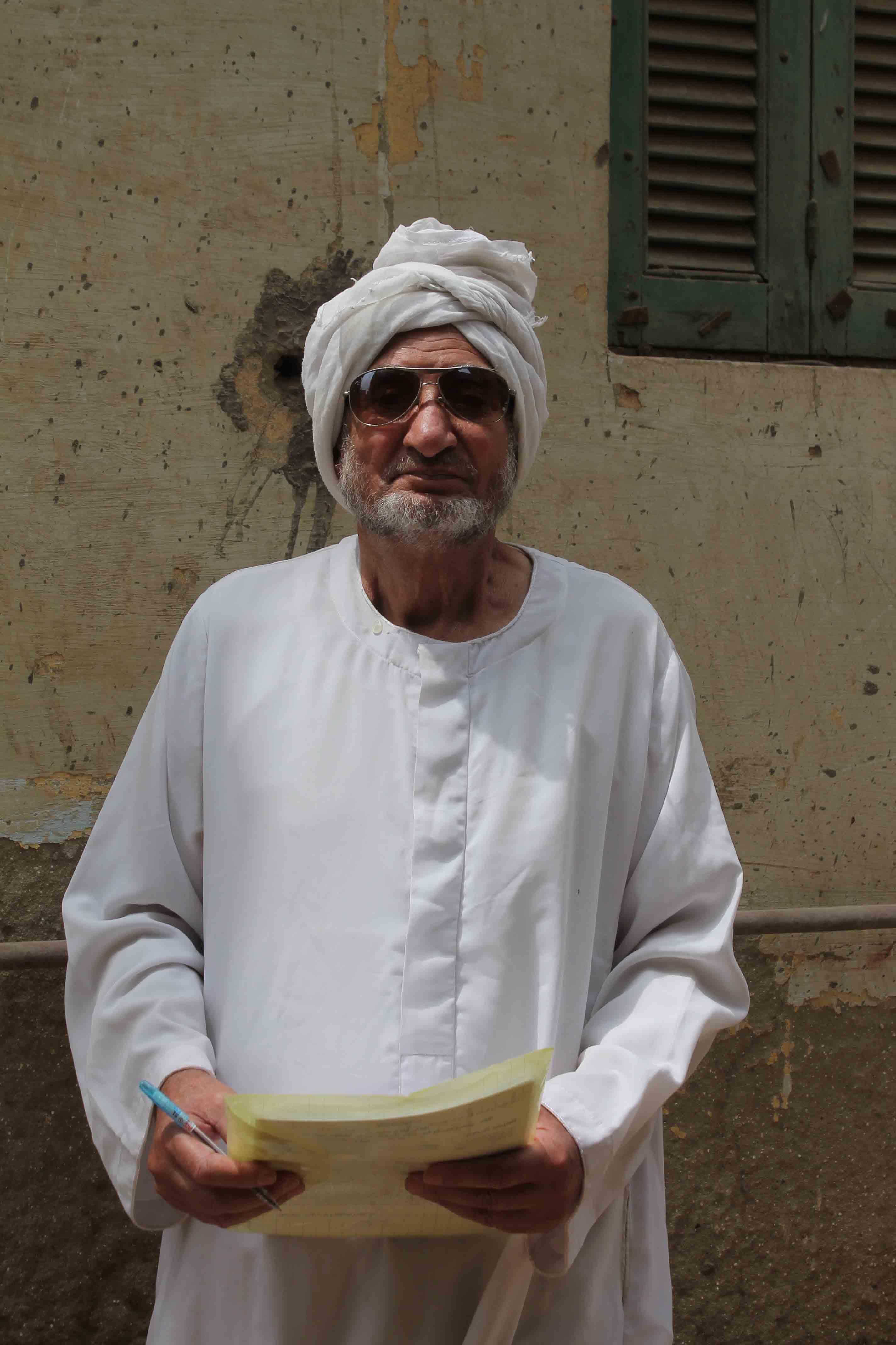 محمد بدران طالب الإعدادى