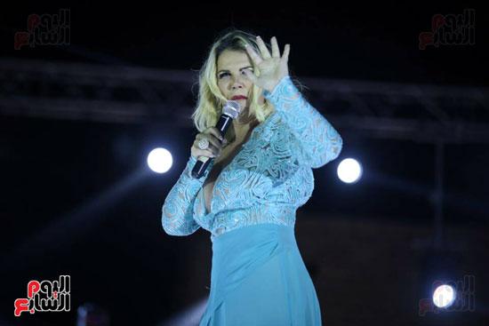 شقيقة رونالدو تشعل حفل افتتاح الباتروس أكوا بارك فى شرم الشيخ (5)