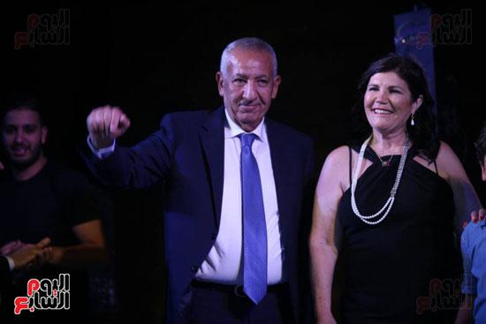 شقيقة رونالدو تشعل حفل افتتاح الباتروس أكوا بارك فى شرم الشيخ (33)