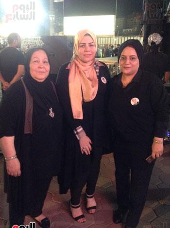 تكريم أهالى الشهداء بنادى الزمالك بحضور أعضاء بمجلس النواب (17)