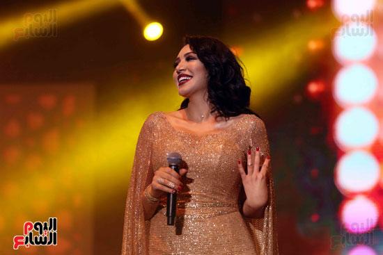 أسماء لمنور وحاتم عمور يتألقان فى ثامن ليالى مهرجان موازين (18)