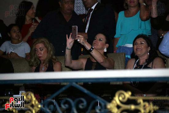 شقيقة رونالدو تشعل حفل افتتاح الباتروس أكوا بارك فى شرم الشيخ (30)