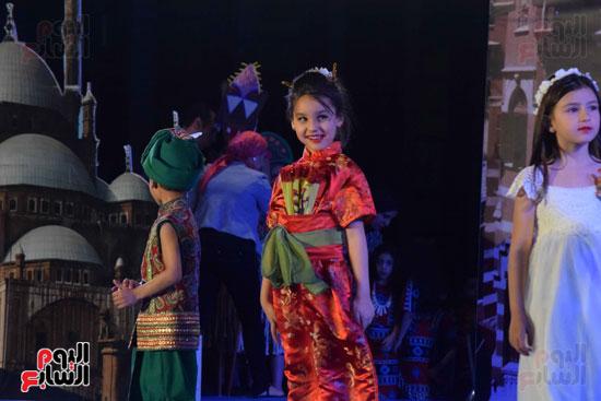 أطفال مدرسة دار الطفل يتألقون بحفلهم السنوى بجامعة MSA (37)