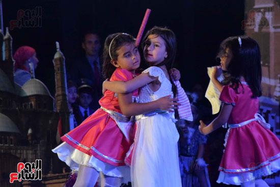 أطفال مدرسة دار الطفل يتألقون بحفلهم السنوى بجامعة MSA (27)