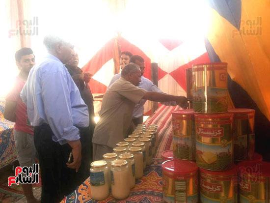 افتتاح-معرض-اهلا-رمضان-بمركز-المراغة-(3)