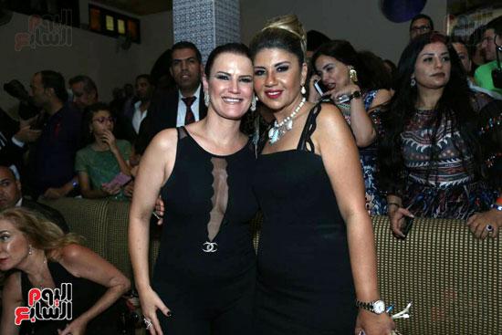 شقيقة رونالدو تشعل حفل افتتاح الباتروس أكوا بارك فى شرم الشيخ (26)