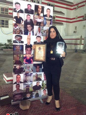 تكريم أهالى الشهداء بنادى الزمالك بحضور أعضاء بمجلس النواب (25)