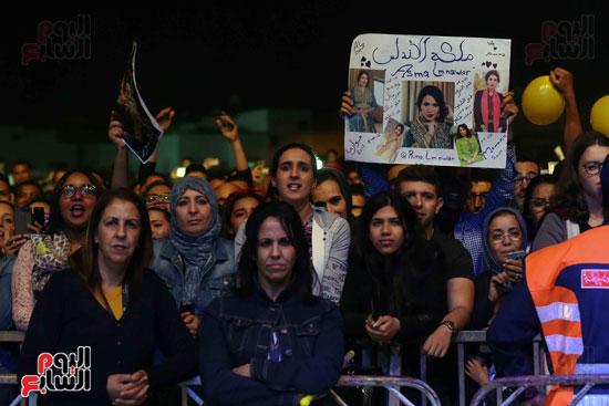 أسماء لمنور وحاتم عمور يتألقان فى ثامن ليالى مهرجان موازين (29)