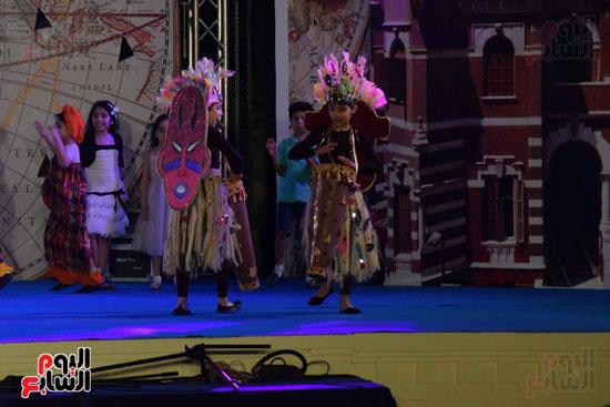 أطفال مدرسة دار الطفل يتألقون بحفلهم السنوى بجامعة MSA (63)