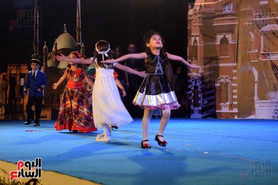 أطفال مدرسة دار الطفل يتألقون بحفلهم السنوى بجامعة MSA (34)