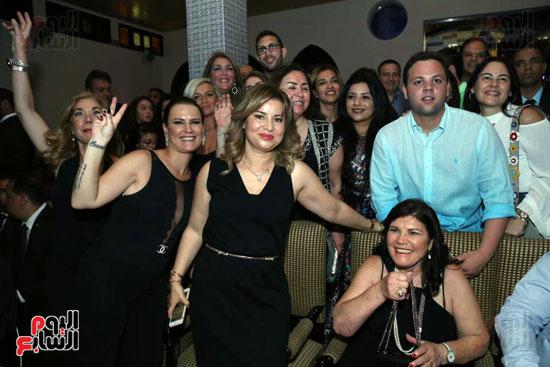 شقيقة رونالدو تشعل حفل افتتاح الباتروس أكوا بارك فى شرم الشيخ (24)