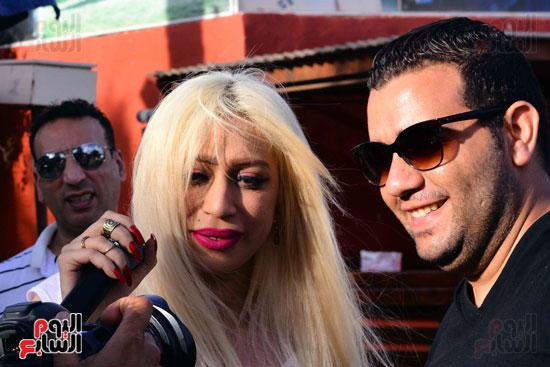 إيساف وغرام يشعلان حفل الطريق الصحراوى (15)
