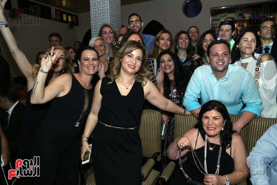 شقيقة رونالدو تشعل حفل افتتاح الباتروس أكوا بارك فى شرم الشيخ (25)