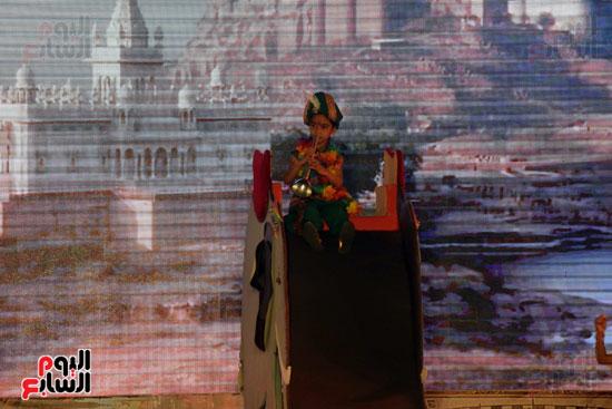 أطفال مدرسة دار الطفل يتألقون بحفلهم السنوى بجامعة MSA (49)