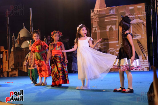 أطفال مدرسة دار الطفل يتألقون بحفلهم السنوى بجامعة MSA (35)
