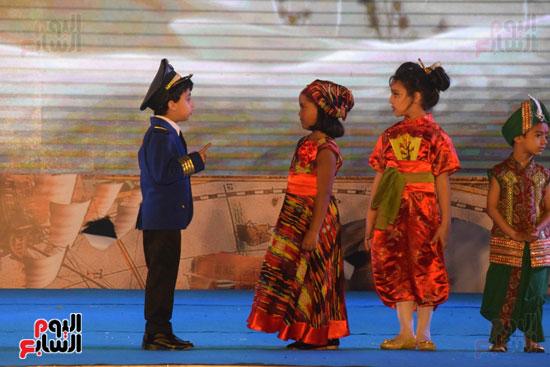 أطفال مدرسة دار الطفل يتألقون بحفلهم السنوى بجامعة MSA (42)